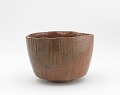 View Tea bowl in style of Kaga Koetsu, unknown Raku ware workshop digital asset number 0