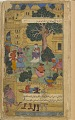 View The Ramayana (Tales of Rama; The Freer Ramayana), Volume 1 digital asset number 4
