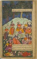 View The Ramayana (Tales of Rama; The Freer Ramayana), Volume 1 digital asset number 19