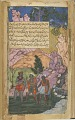 View The Ramayana (Tales of Rama; The Freer Ramayana), Volume 1 digital asset number 28