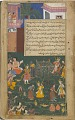 View The Ramayana (Tales of Rama; The Freer Ramayana), Volume 1 digital asset number 36