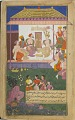 View The Ramayana (Tales of Rama; The Freer Ramayana), Volume 1 digital asset number 64