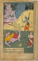 View The Ramayana (Tales of Rama; The Freer Ramayana), Volume 1 digital asset number 70