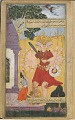 View The Ramayana (Tales of Rama; The Freer Ramayana), Volume 1 digital asset number 72