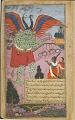 View The Ramayana (Tales of Rama; The Freer Ramayana), Volume 1 digital asset number 75