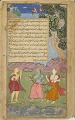 View The Ramayana (Tales of Rama; The Freer Ramayana), Volume 1 digital asset number 76
