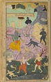 View The Ramayana (Tales of Rama; The Freer Ramayana), Volume 2 digital asset number 16