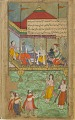 View The Ramayana (Tales of Rama; The Freer Ramayana), Volume 2 digital asset number 34