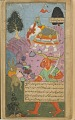 View The Ramayana (Tales of Rama; The Freer Ramayana), Volume 2 digital asset number 46
