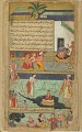 View The Ramayana (Tales of Rama; The Freer Ramayana), Volume 2 digital asset number 54