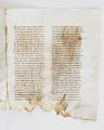 View Washington Manuscript I - Deuteronomy and Joshua (Codex Washingtonensis) digital asset number 4