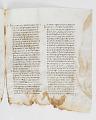 View Washington Manuscript I - Deuteronomy and Joshua (Codex Washingtonensis) digital asset number 8