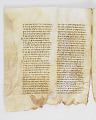 View Washington Manuscript I - Deuteronomy and Joshua (Codex Washingtonensis) digital asset number 9