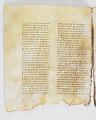 View Washington Manuscript I - Deuteronomy and Joshua (Codex Washingtonensis) digital asset number 17