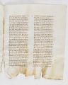View Washington Manuscript I - Deuteronomy and Joshua (Codex Washingtonensis) digital asset number 40