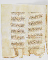 View Washington Manuscript I - Deuteronomy and Joshua (Codex Washingtonensis) digital asset number 41