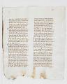 View Washington Manuscript I - Deuteronomy and Joshua (Codex Washingtonensis) digital asset number 68