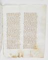 View Washington Manuscript I - Deuteronomy and Joshua (Codex Washingtonensis) digital asset number 96