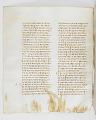 View Washington Manuscript I - Deuteronomy and Joshua (Codex Washingtonensis) digital asset number 101