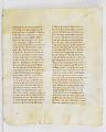 View Washington Manuscript I - Deuteronomy and Joshua (Codex Washingtonensis) digital asset number 105