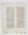 View Washington Manuscript I - Deuteronomy and Joshua (Codex Washingtonensis) digital asset number 110