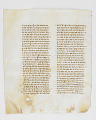 View Washington Manuscript I - Deuteronomy and Joshua (Codex Washingtonensis) digital asset number 112