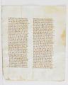 View Washington Manuscript I - Deuteronomy and Joshua (Codex Washingtonensis) digital asset number 117