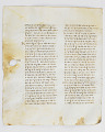 View Washington Manuscript I - Deuteronomy and Joshua (Codex Washingtonensis) digital asset number 140