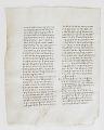 View Washington Manuscript I - Deuteronomy and Joshua (Codex Washingtonensis) digital asset number 142