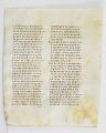View Washington Manuscript I - Deuteronomy and Joshua (Codex Washingtonensis) digital asset number 153