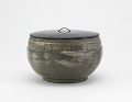 View Tea ceremony water jar, possibly Yatsushiro ware digital asset number 0