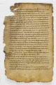 View Washington Manuscript III - The Four Gospels (Codex Washingtonensis) digital asset number 2