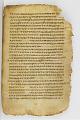 View Washington Manuscript III - The Four Gospels (Codex Washingtonensis) digital asset number 0