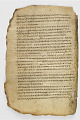 View Washington Manuscript III - The Four Gospels (Codex Washingtonensis) digital asset number 11