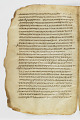 View Washington Manuscript III - The Four Gospels (Codex Washingtonensis) digital asset number 23