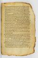 View Washington Manuscript III - The Four Gospels (Codex Washingtonensis) digital asset number 42