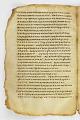View Washington Manuscript III - The Four Gospels (Codex Washingtonensis) digital asset number 49