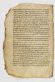 View Washington Manuscript III - The Four Gospels (Codex Washingtonensis) digital asset number 71