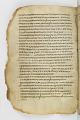 View Washington Manuscript III - The Four Gospels (Codex Washingtonensis) digital asset number 107