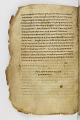 View Washington Manuscript III - The Four Gospels (Codex Washingtonensis) digital asset number 111