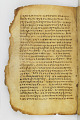 View Washington Manuscript III - The Four Gospels (Codex Washingtonensis) digital asset number 117