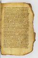 View Washington Manuscript III - The Four Gospels (Codex Washingtonensis) digital asset number 122