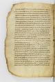 View Washington Manuscript III - The Four Gospels (Codex Washingtonensis) digital asset number 135