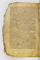 View Washington Manuscript III - The Four Gospels (Codex Washingtonensis) digital asset number 149