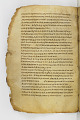 View Washington Manuscript III - The Four Gospels (Codex Washingtonensis) digital asset number 161