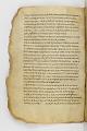 View Washington Manuscript III - The Four Gospels (Codex Washingtonensis) digital asset number 187