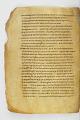 View Washington Manuscript III - The Four Gospels (Codex Washingtonensis) digital asset number 288