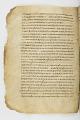 View Washington Manuscript III - The Four Gospels (Codex Washingtonensis) digital asset number 302