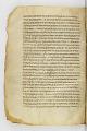 View Washington Manuscript III - The Four Gospels (Codex Washingtonensis) digital asset number 318