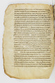 View Washington Manuscript III - The Four Gospels (Codex Washingtonensis) digital asset number 362